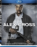 Alex Cross Blu-ray (Rental)