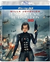 Special Features - Resident Evil: Retribution Blu-ray (Rental)