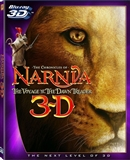 Chronicles of Narnia: The Voyage of the Dawn Treader 3D Blu-ray (Rental)