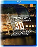 Berliner Philharmoniker/Simon Rattle 3D Blu-ray (Rental)
