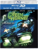 Green Hornet 3D Blu-ray (Rental)
