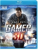 Gamer 3D Blu-ray (Rental)