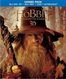Hobbit: An Unexpected Journey 3D Blu-ray (Rental)