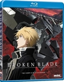 Broken Blade Disc 1 Blu-ray (Rental)