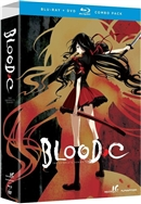 Blood-C Disc 1 Blu-ray (Rental)