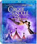 Cirque du Soleil: Worlds Away 3D Blu-ray (Rental)