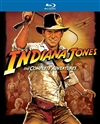 Special Features - Indiana Jones Blu-ray (Rental)