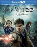 Special Features - Harry Potter Deathly Hallows Part 2 Blu-ray (Rental)