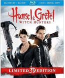 Hansel and Gretel: Witch Hunters 3D Blu-ray (Rental)