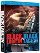 Black Lagoon Complete Collection Disc 3 Blu-ray (Rental)