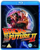 Back to the Future Part II Blu-ray (Rental)