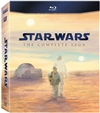 Special Features - Star Wars Episodes I - III Bonus Footage Blu-ray (Rental)