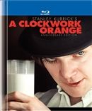 A Clockwork Orange Anniversary Edition 10/15 Blu-ray (Rental)