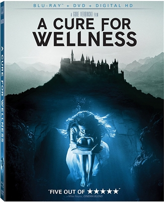 Cure for Wellness 04/17 Blu-ray (Rental)