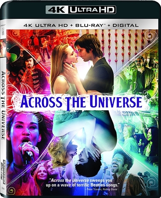 Across the Universe 4K UHD Blu-ray (Rental)