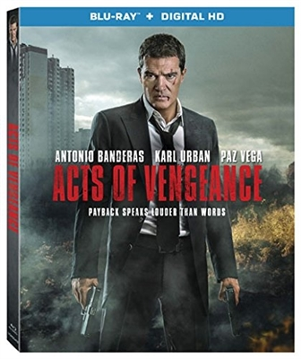 Acts of Vengeance 11/17 Blu-ray (Rental)