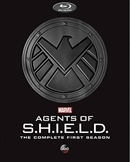 Agents of S.H.I.E.L.D Season 1 Disc 1 Blu-ray (Rental)