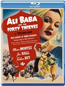 Ali Baba and the Forty Thieves Blu-ray (Rental)