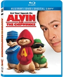 Alvin and the Chipmunks 11/14 Blu-ray (Rental)
