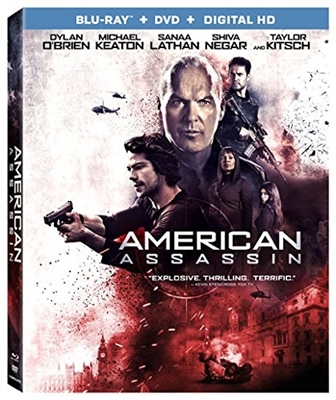 American Assassin 10/17 Blu-ray (Rental)