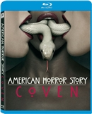 American Horror Story: Coven Disc 3 Blu-ray (Rental)