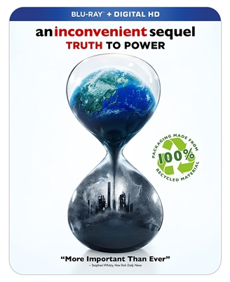 Inconvenient Sequel: Truth to Power 09/17 Blu-ray (Rental)