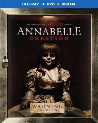 Annabelle: Creation 09/17 Blu-ray (Rental)
