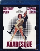 Arabesque 12/15 Blu-ray (Rental)
