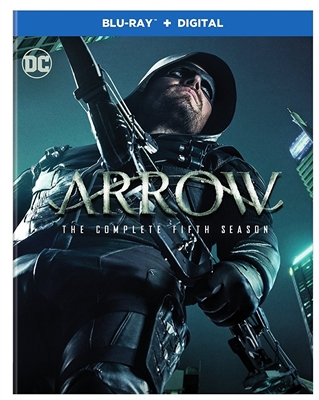 Arrow Season 5 Disc 3 Blu-ray (Rental)