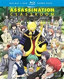 Assassination Classroom: Season 1 Part 1 Disc 2 Blu-ray (Rental)