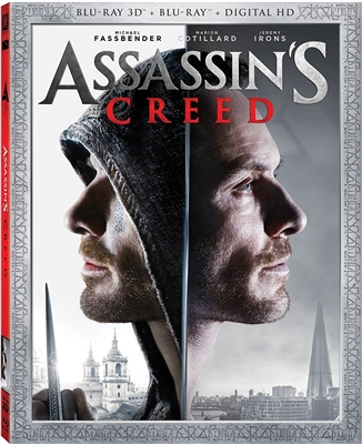 Assassin's Creed 3D 02/17 Blu-ray (Rental)