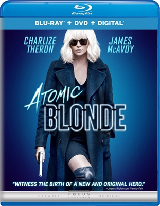 Atomic Blonde 09/17 Blu-ray (Rental)