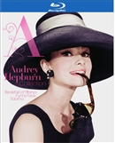 Audrey Hepburn Gift Set - Breakfast at Tiffany's Blu-ray (Rental)