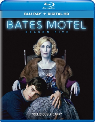 Bates Motel Season 5 Disc 2 Blu-ray (Rental)