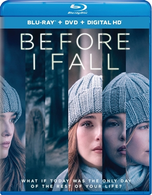 Before I Fall 04/17 Blu-ray (Rental)