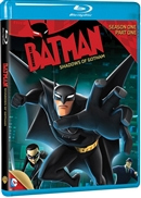Beware the Batman: Season 1 Part 1: Shadows of Gotham Blu-ray (Rental)
