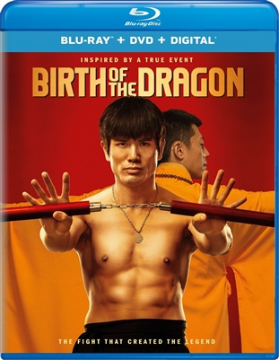 Birth of the Dragon 11/17 Blu-ray (Rental)