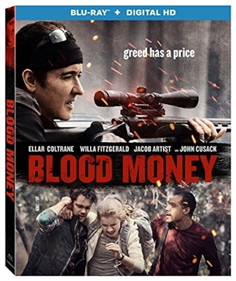 Blood Money 11/17 Blu-ray (Rental)