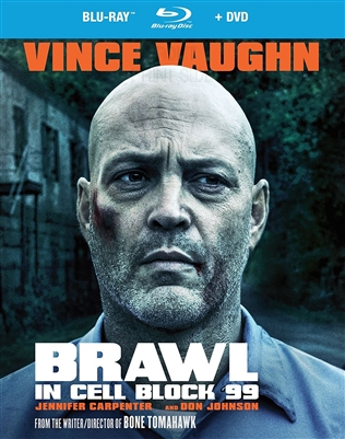Brawl in Cell Block 99 11/17 Blu-ray (Rental)