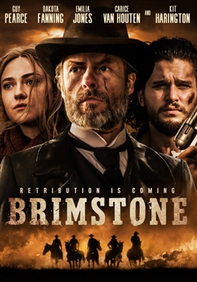 Brimstone 03/17 Blu-ray (Rental)