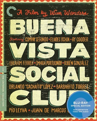 Buena Vista Social Club 04/17 Blu-ray (Rental)