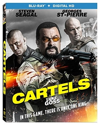 Cartels 08/17 Blu-ray (Rental)