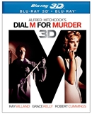 Dial M for Murder 3D Blu-ray (Rental)