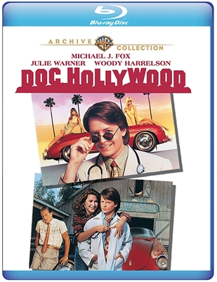 Doc Hollywood 11/17 Blu-ray (Rental)