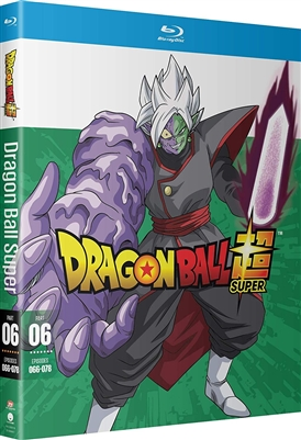 (Releases 2019/01/08) Dragon Ball Super Part 6 Disc 2 Blu-ray (Rental)