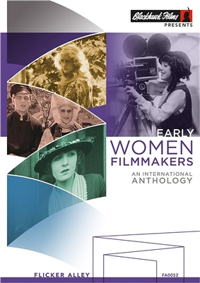 Early Women Filmmakers: An International Anthology Disc 3 Blu-ray (Rental)