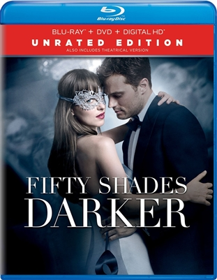 Fifty Shades Darker 03/17 Blu-ray (Rental)