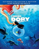Finding Dory 3D Blu-ray (Rental)