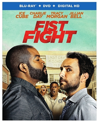 Fist Fight 04/17 Blu-ray (Rental)