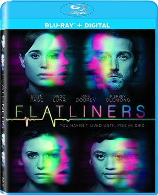 Flatliners 11/17 Blu-ray (Rental)